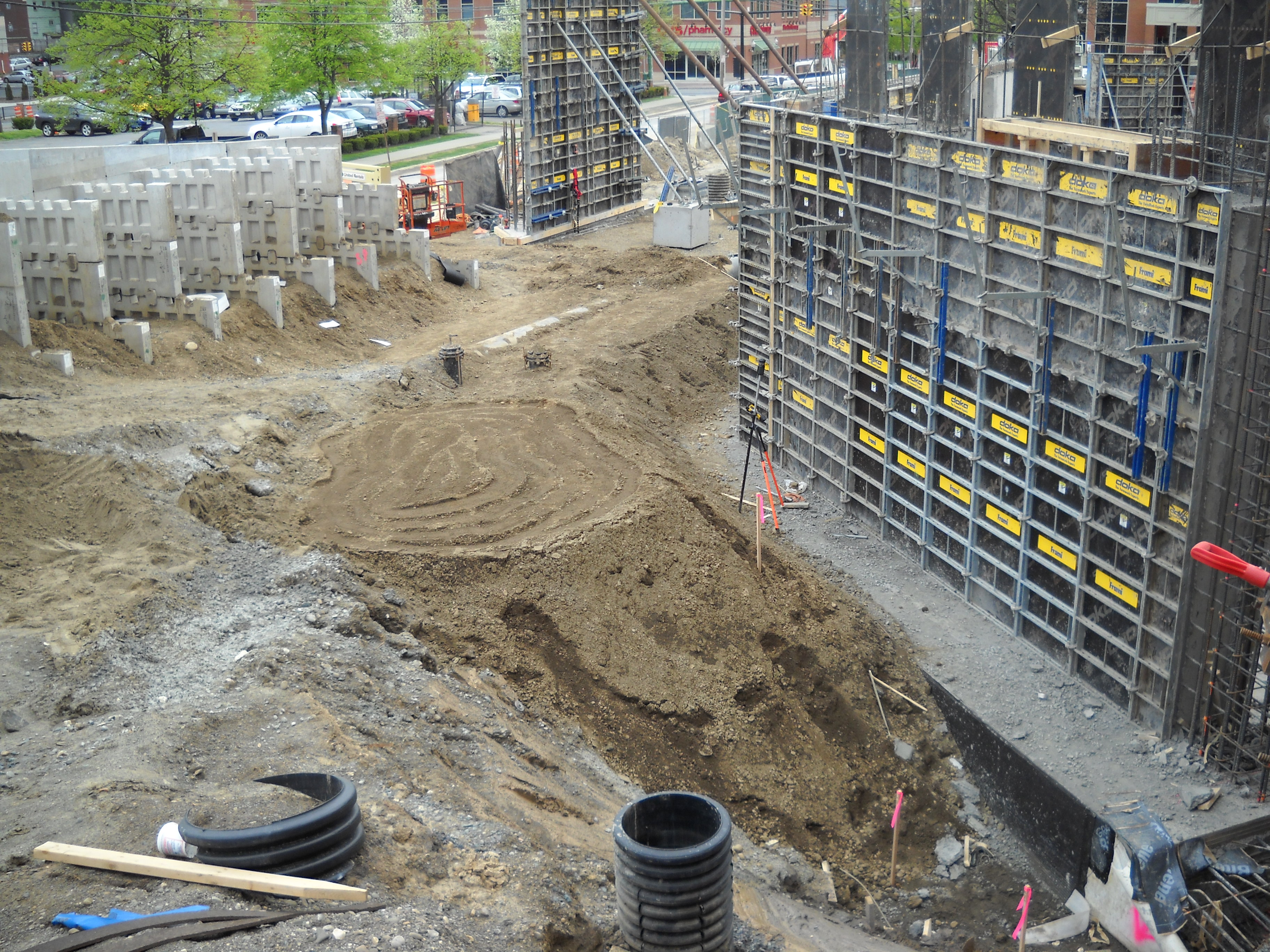 John P. Stopen Albany Medical Center Healthcare Project expansion