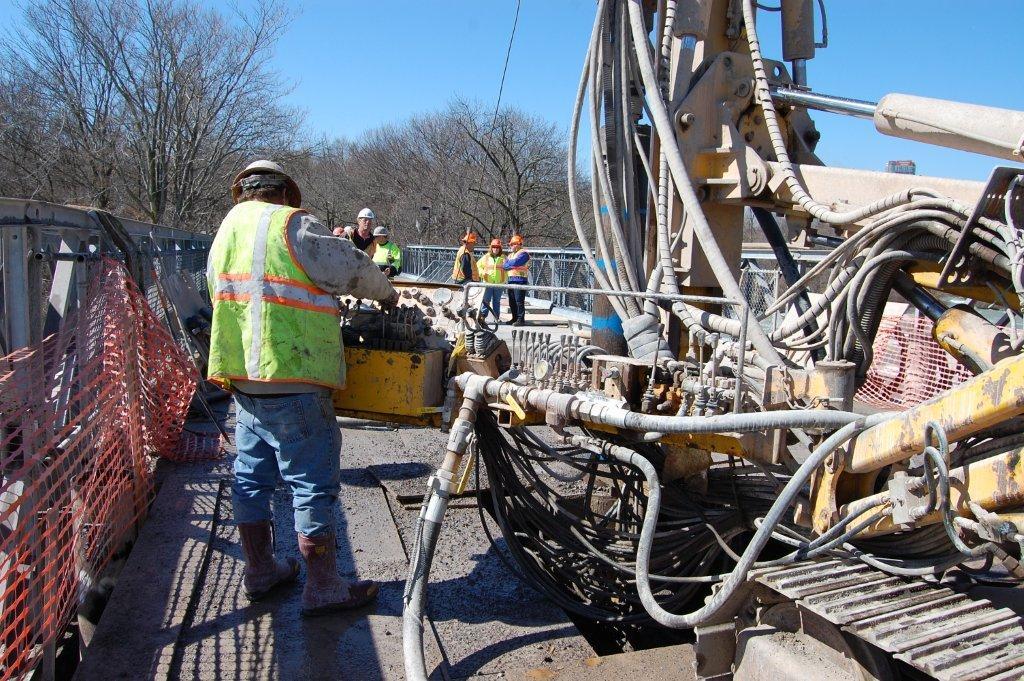 John P. Stopen Niagara Fall Bridge Repair