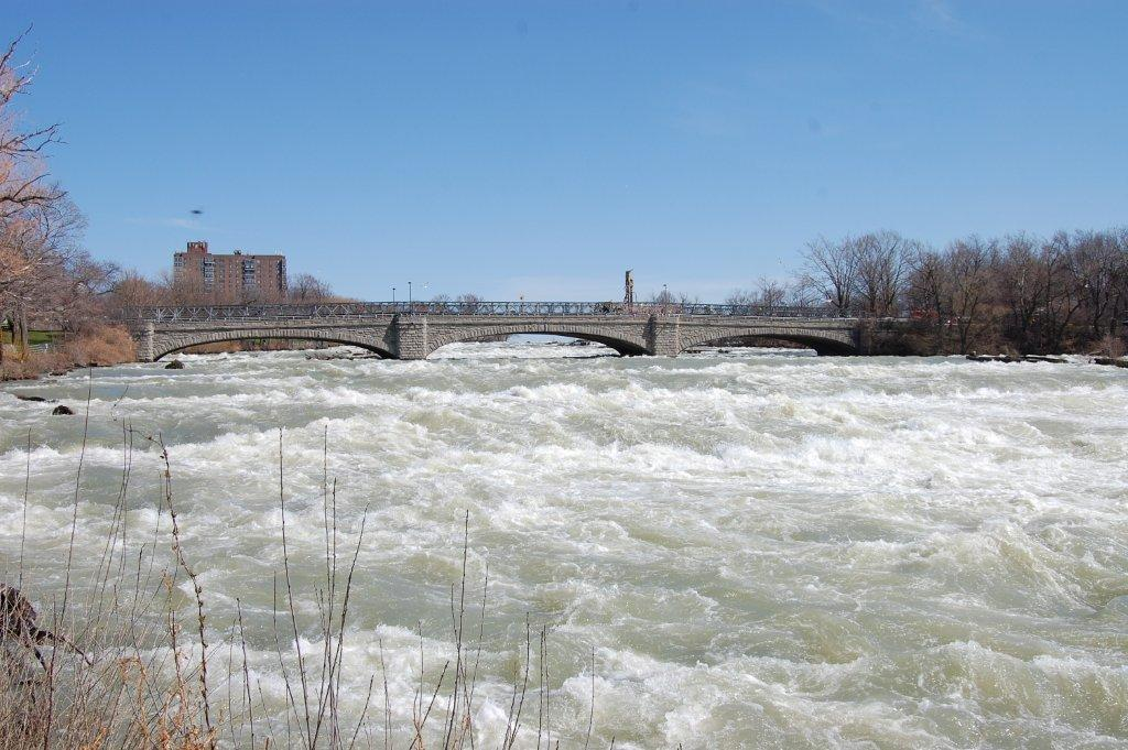 John P. Stopen Niagara Fall Bridge Repair complete