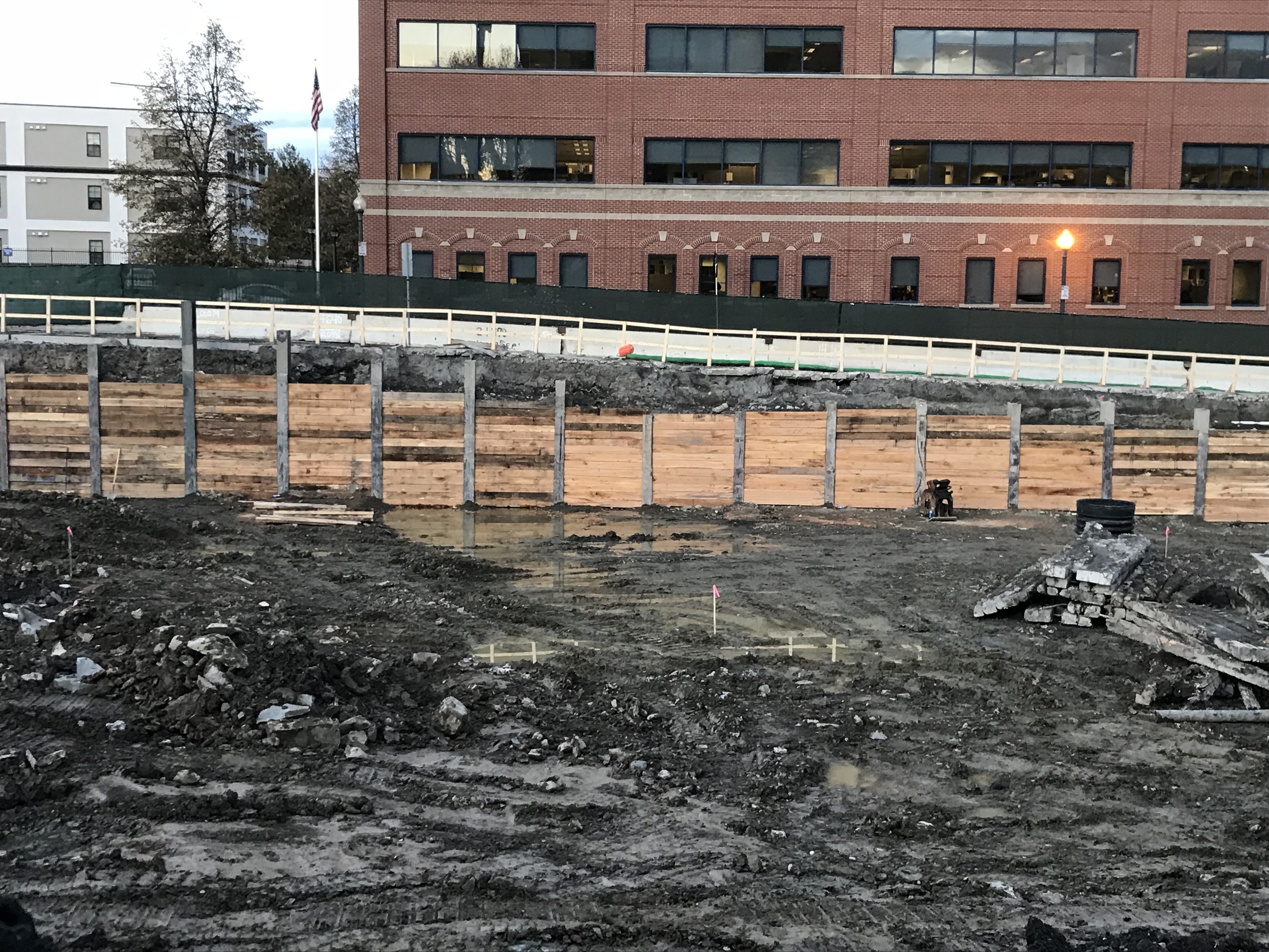 John P. Stopen Quackenbush Square Geotechnical Project