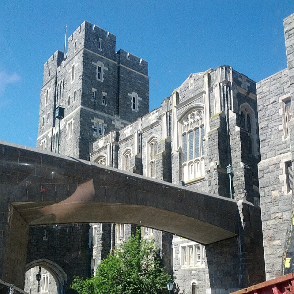 John P. Stopen Thayer Hall USMA West Point Project exterior